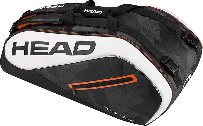 Сумка теннисная HEAD Tour Team 9R Supercombi, на 9 ракеток