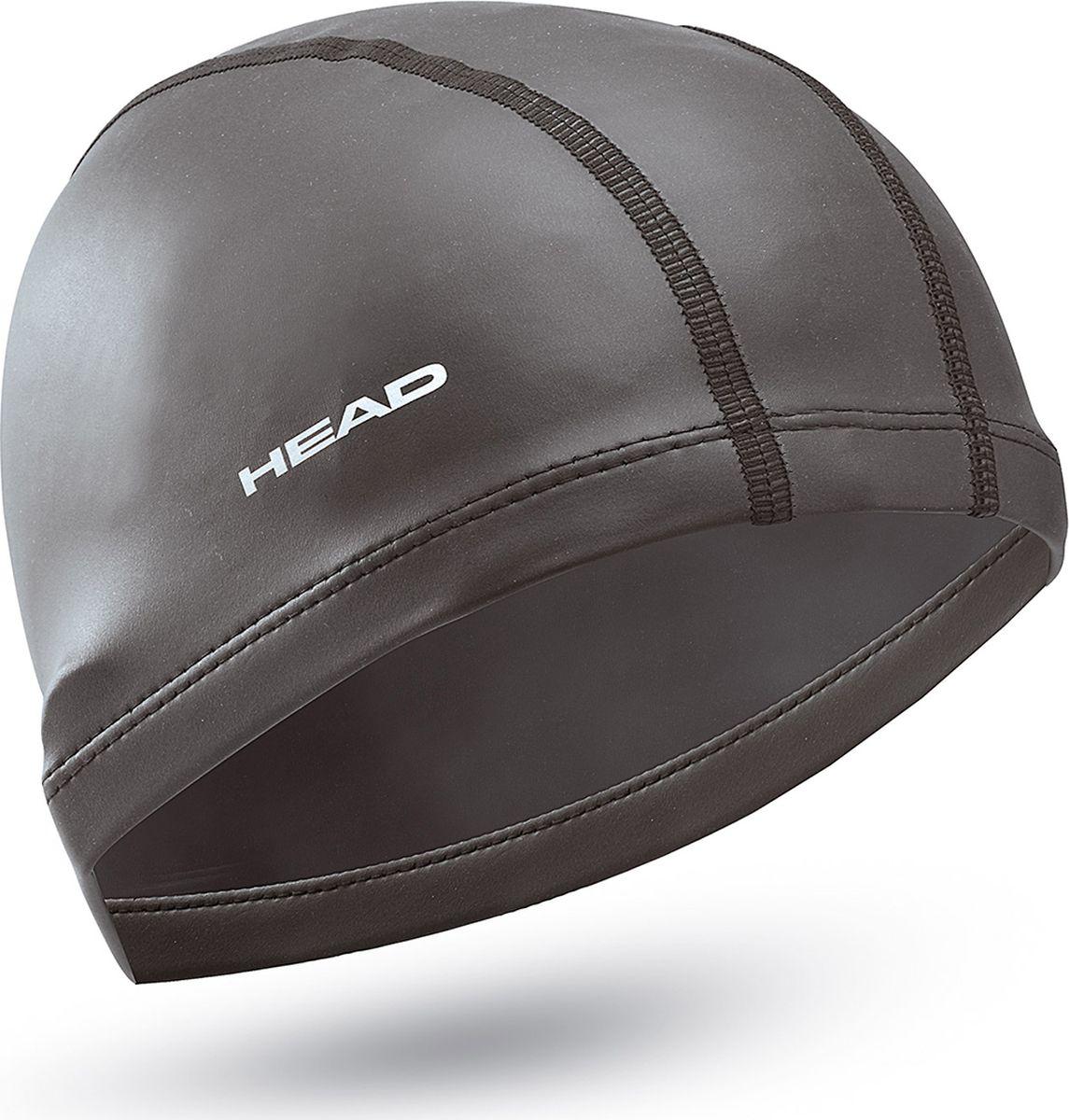 Шапочка для плавания HEAD Lycra Silicone Coating455000Шапочка для плавания из лайкры с силиконовым покрытием.