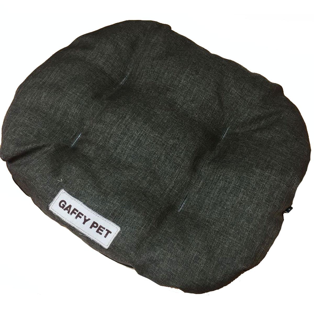 Подушка для животных Gaffy Pet Choco, 100 х 65 см11087LКоллекция подушек благородных цветов, уместных в любом интерьере. Красивые цвета, разныеразмеры. Классическая форма, удобна для перемещения и в поездках. Прочная, не истирается,подвергается любой чистке.