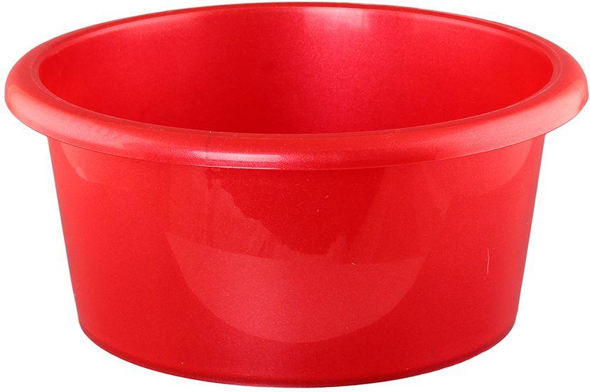 Таз Violet Рубин, цвет: красный, 10 л810433Таз это незаменимый и необходимый предмет для каждой хозяйки, может быть использован как для стирки, так и для уборки, а так же для гигиенических процедур.