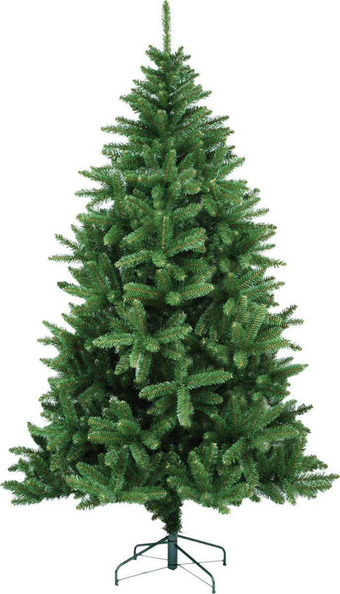 Ель искусственная Morozco Idylle, напольная, 250 см1010225Morozco Idylle - это роскошная напольная ель с пышной кроной. Хвоя выполнена из 2 цветов темно-зеленый и коричневый. Темно-зеленого цвета ветки с не широкими иголками и сквозь хвою просвечивает дерево. Прекрасно декорируются любыми украшениями. Хвоя - PVC.Ель имеет шарнирное крепление веток, чтобы ее собрать, достаточно просто отогнуть ветки. Поставляется в коробках из плотного картона, предполагающих многолетнее хранение. Ветви после хранения очень быстро восстанавливают форму. Искусственная ель - прекрасный вариант для оформления вашего интерьера к Новому году. Такие деревья абсолютно безопасны, удобны в сборке и не занимают много места при хранении.