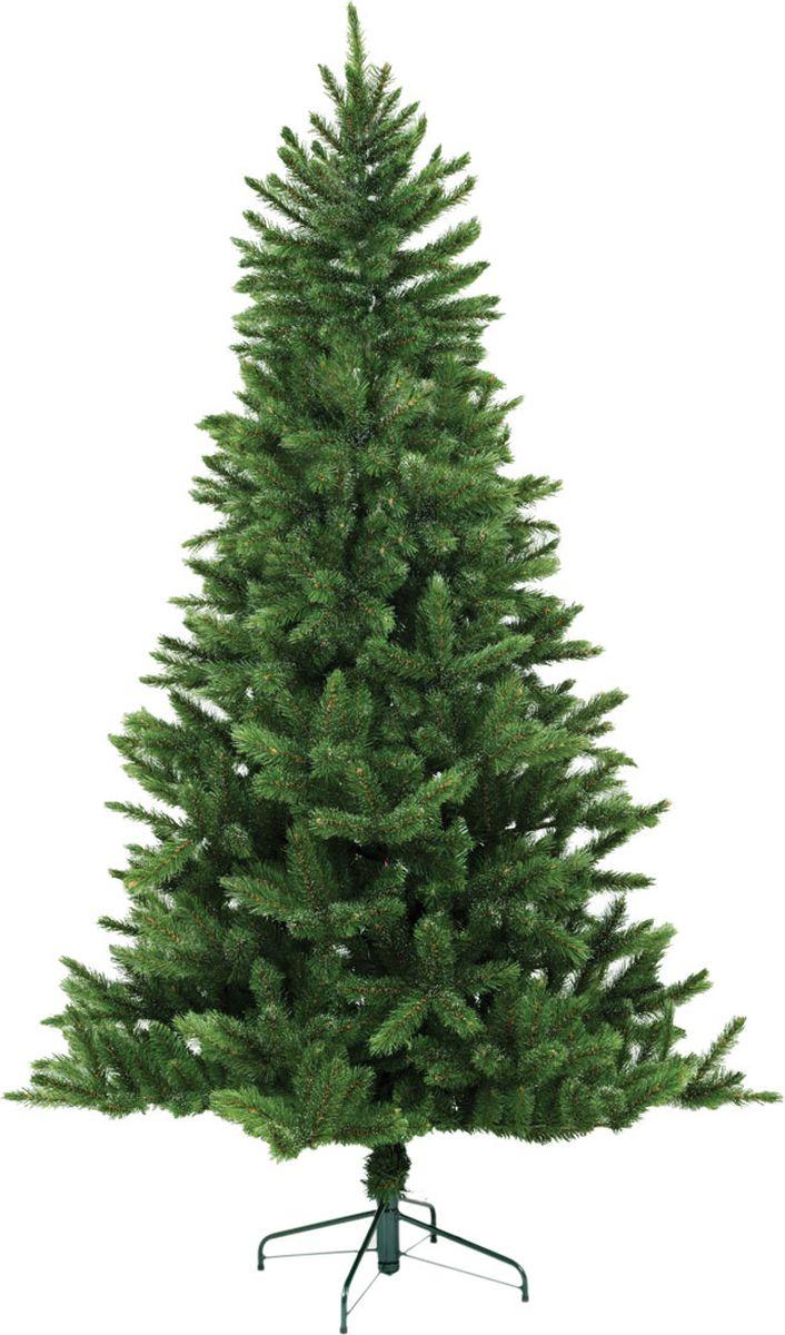 Сосна искусственная Morozco Crystal, напольная, 250 см1020125Это пышная сосна с искрящимися иголочками. У этой сосны пушистые ветки, нежно-зеленая,крона со стройным классическим силуэтом. Кончики нежно-зеленой хвои припорошены едвазаметным серебристым инеем, который придает облику новогоднего дерева эффект инея наветвях и зимнее очарование. Благодаря посеребренным кончикам веток крона сосны как будтовысвечивается изнутри. Дерево выглядит очень нарядно. Эта элитная модель искусственнойсосны удовлетворит самый взыскательный вкус и украсит любое новогоднее торжество. Хвоя – леска/пвх. Декор шишки, искрящиеся кончики побегов. Поставка - металлическая, устойчивая. Ель имеет шарнирное крепление веток, чтобы ее собрать достаточно просто отогнуть ветки.Поставляется в коробках из плотного картона, предполагающих многолетнее хранение. Ветвипосле хранения не теряют форму. Имеет металлическую подставку, обеспечивающуюустойчивость. Искусственная ель - прекрасный вариант для оформления вашего интерьера кНовому году. Такие деревья абсолютно безопасны, удобны в сборке и не занимают много местапри хранении.