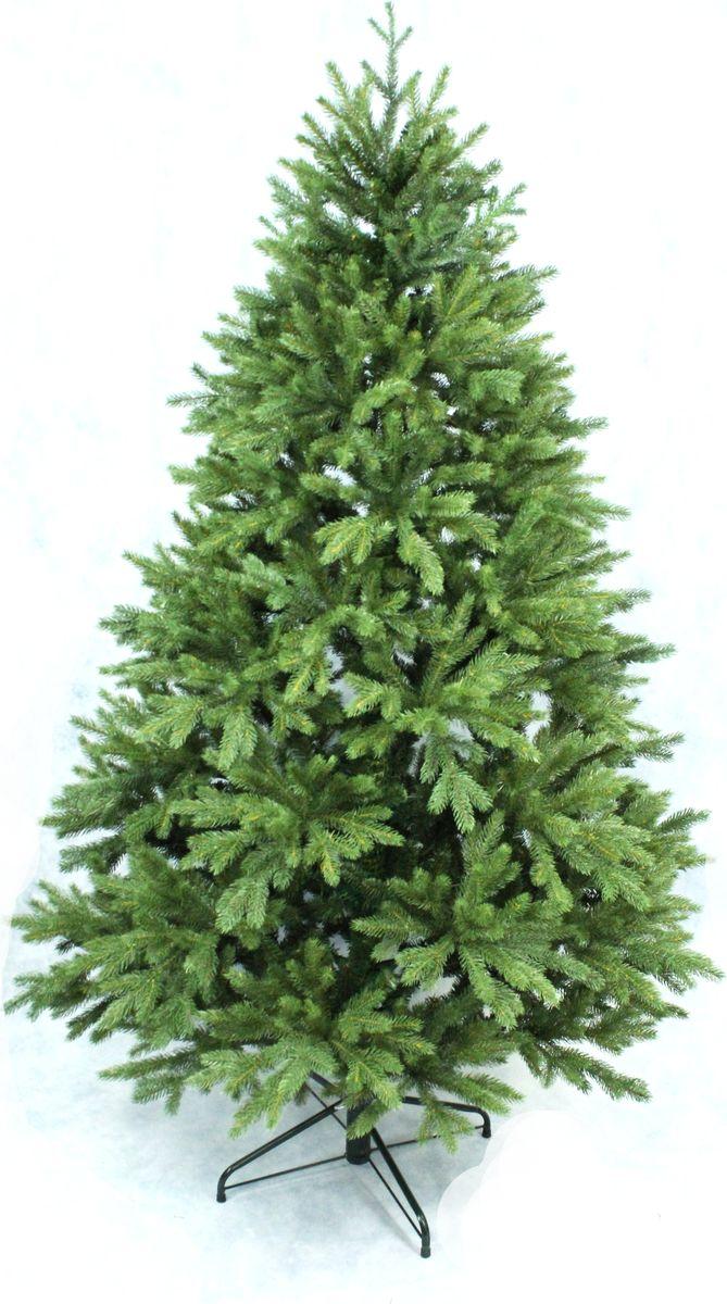 Ель искусственная Morozco Imperial, напольная, 160 см искусственная елка рождественская morozco 210см