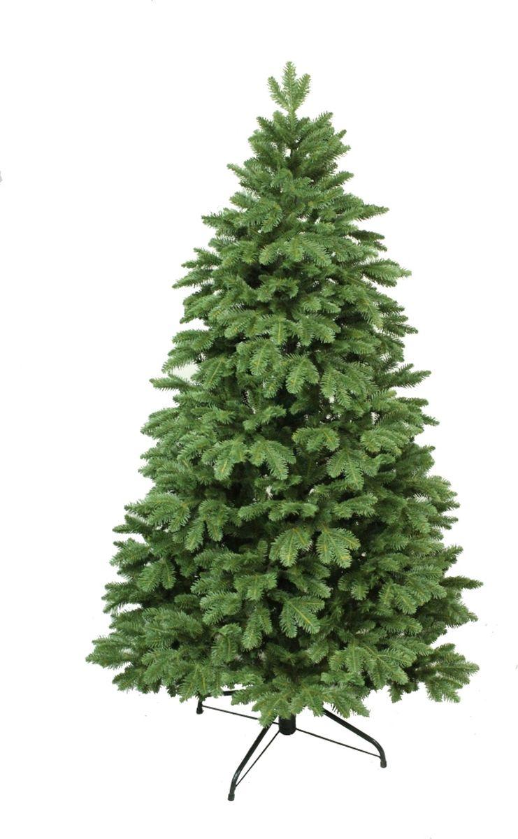 Ель искусственная Morozco Meridian, напольная, 160 см искусственная елка рождественская morozco 210см