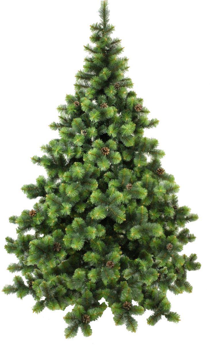 Сосна искусственная Morozco Роял, напольная, 180 см искусственная елка рождественская morozco 210см