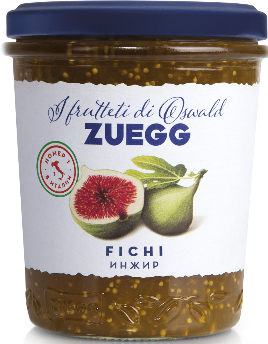 Zuegg Инжир конфитюр, 330 г конфитюр zuegg экстра абрикос 320г