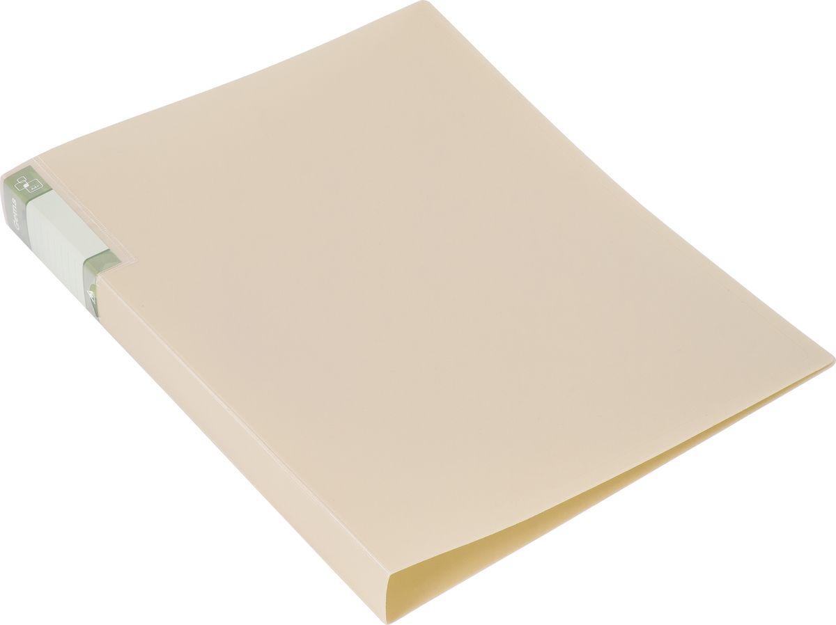 Бюрократ Папка-скоросшиватель Gems А4 цвет бежевый1014427Коллекция Gems ( самоцветы ) – это новые, интересные модели пластиковых папок, исполненных в перламутровых цветах: розовый аметист, голубой топаз, кремовый жемчуг и зеленый турмалин. Благодаря яркому акценту и необычным перламутровым оттенкам папки серии Gems отличаются от других скучных офисных товаров. Папка с металлическим пружинным механизмом надежно защитит ваши документы. При изготовлении мы используем плотный пластик толщиной 0,7мм. Торцевой укороченный карман позволит быстро и без замятин менять информацию на папке. Данные папки поставляются в сложенном виде, поэтому будут ровно стоять на полке.Окружите себя самоцветами!