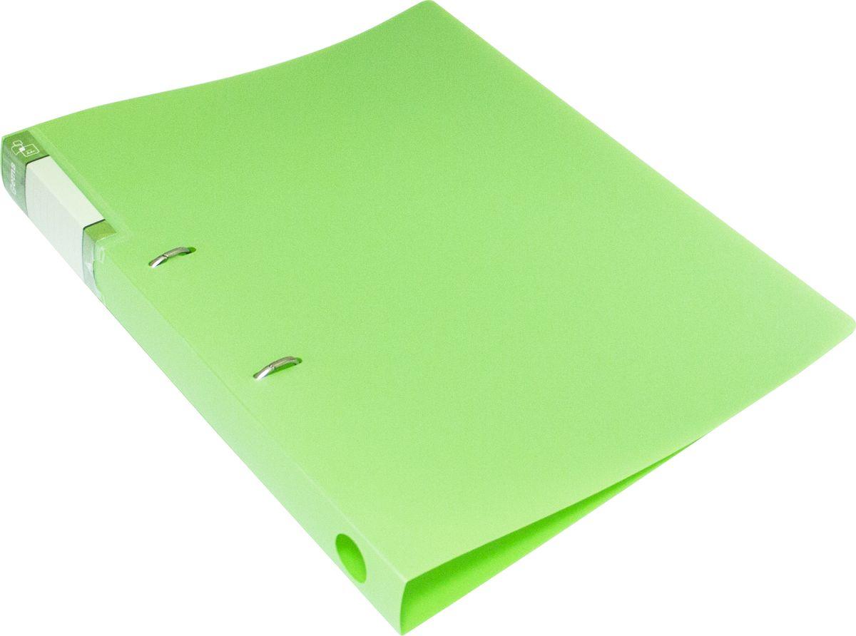 Бюрократ Папка на кольцах Gems А4 цвет светло-зеленый1014452Коллекция Gems ( самоцветы ) – это новые, интересные модели пластиковых папок, исполненных в перламутровых цветах: розовый аметист, голубой топаз, кремовый жемчуг и зеленый турмалин. Благодаря яркому акценту и необычным перламутровым оттенкам папки серии Gems отличаются от других скучных офисных товаров. Папка на 2-D металлических кольцах надежно защитит ваши документы, Окружите себя самоцветами! Данные папки имеют прорези для надежной фиксации колец и отверстие на корешке для удобства захвата папки с полки. Торцевой укороченный карман позволит быстро и без замятин менять информацию на папке. Данные папки поставляются в сложенном виде, поэтому будут ровно стоять на полке.Окружите себя самоцветами!