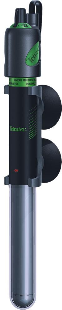 Терморегулятор для аквариумов Tetra HT 25, 25 Вт, 10-25 л145122TetraTec HT 25 регулятор температуры, мощностью 25 Вт.Изготовлен для установки в аквариумах объемом 10-25 литров.Прибор представляет собой мощный автоматический терморегулятор, оснащенный удобным регулятором контроля температуры в пределах 19 - 31°C с шагом в 0,5°C.•благодаря водонепроницаемому корпусу и крышке нагреватель может быть полностью погружен в воду •контрольный световой индикатор•электрический переключатель для высокой надежности и безопасности•очень толстое двухмиллиметровое сверхпрочное и теплостойкое стекло Bоrosilikat•двойной керамический нагревательный элемент для равномерного распределения тепла•надежное крепление с помощью двух присосок•длинный 1,6-метровый кабель для удобства установки в аквариуме•легко считываемые показания нагревателя•сертификаты контроля качества TUV / GS, сертификат качества CE•2 года гарантии