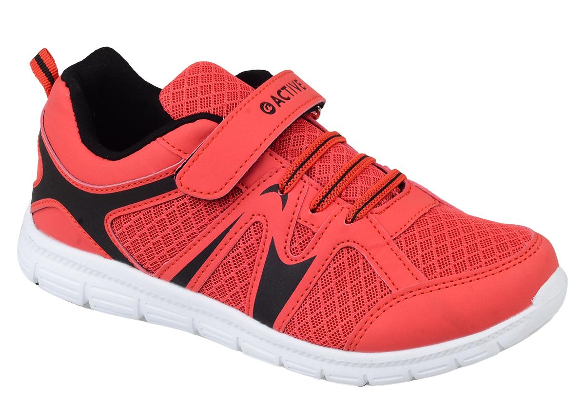 Кроссовки для мальчика Zenden, цвет: красный. 219-33BG-043TT. Размер 34 nivea гель для душа ultra 250 мл