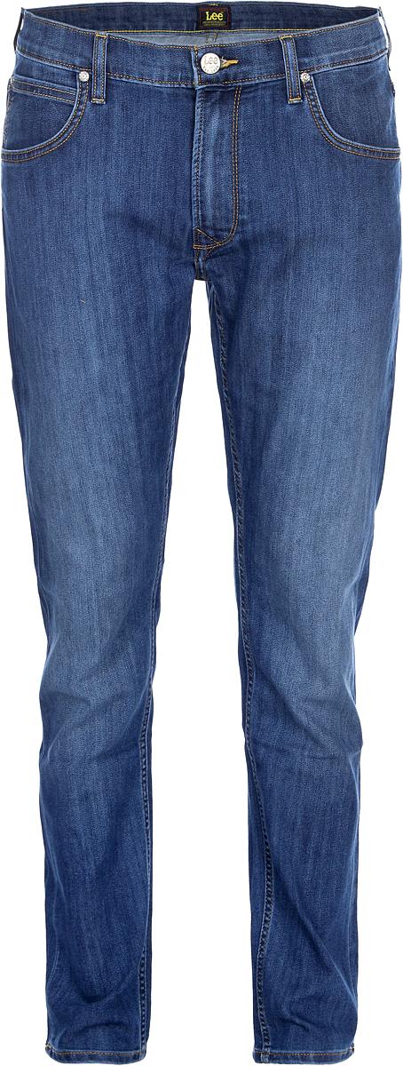 Купить Джинсы мужские Lee Daren, цвет: синий. L707ACHJ. Размер 30-32 (46-32)
