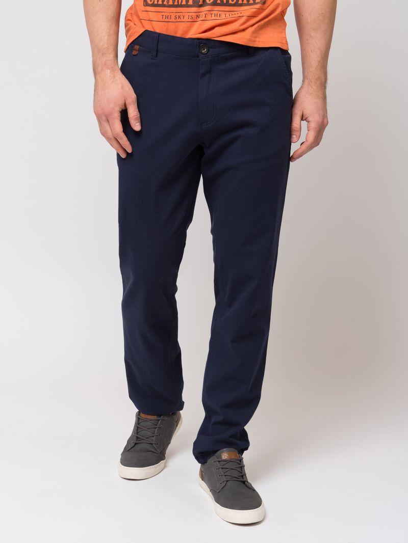 Брюки мужские Sela, цвет: темно-синий. P-215/541-8110. Размер 50P-215/541-8110Симпатичные мужские брюки SELA высочайшего качества, станут отличным дополнением к вашему современному образу. Застегивается модель на пуговицу и ширинку на застежке-молнии, имеются шлевки для ремня.Эти модные и в тоже время комфортные брюки послужат отличным дополнением к вашему гардеробу. В них вы всегда будете чувствовать себя уютно и комфортно.