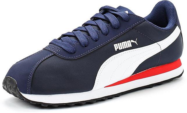 Кроссовки женские Puma Turin Nl, цвет: синий. 36216713. Размер 4 (36)