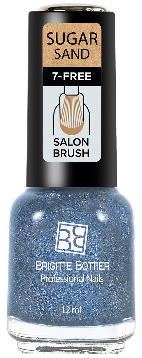 Brigitte Bottier лак для ногтей Sugar Sand тон 305 искрящийся лавандовый, 12 мл