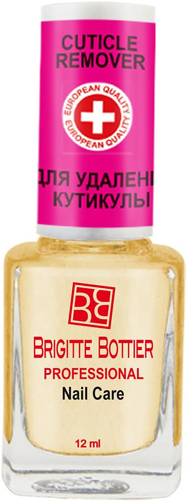 Brigitte Bottier лечебное средство для ногтей (13) Для Удаления Кутикулы Cuticle Remover, 12 мл
