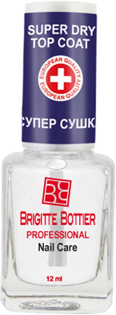 Brigitte Bottier лечебное средство для ногтей (14) Cупер Сушка Super Dry Top Coat, 12 млBB-РNC/14Высокоэффективное быстросохнущее средство для решения проблемы долгосохнущего свежего маникюра. Использовать этот уникальный продукт следует во время процедур маникюра. Состав данного средства формирует на поверхности ногтевой пластины тонкий силиконовый слой, создающий гладкую, ровную поверхность на ногтях. Процесс высушивания сокращается до 2-3 минут. Рекомендуется для многослойного дизайна (препарат проникает внутрь лакового покрытия и высушивает его изнутри).