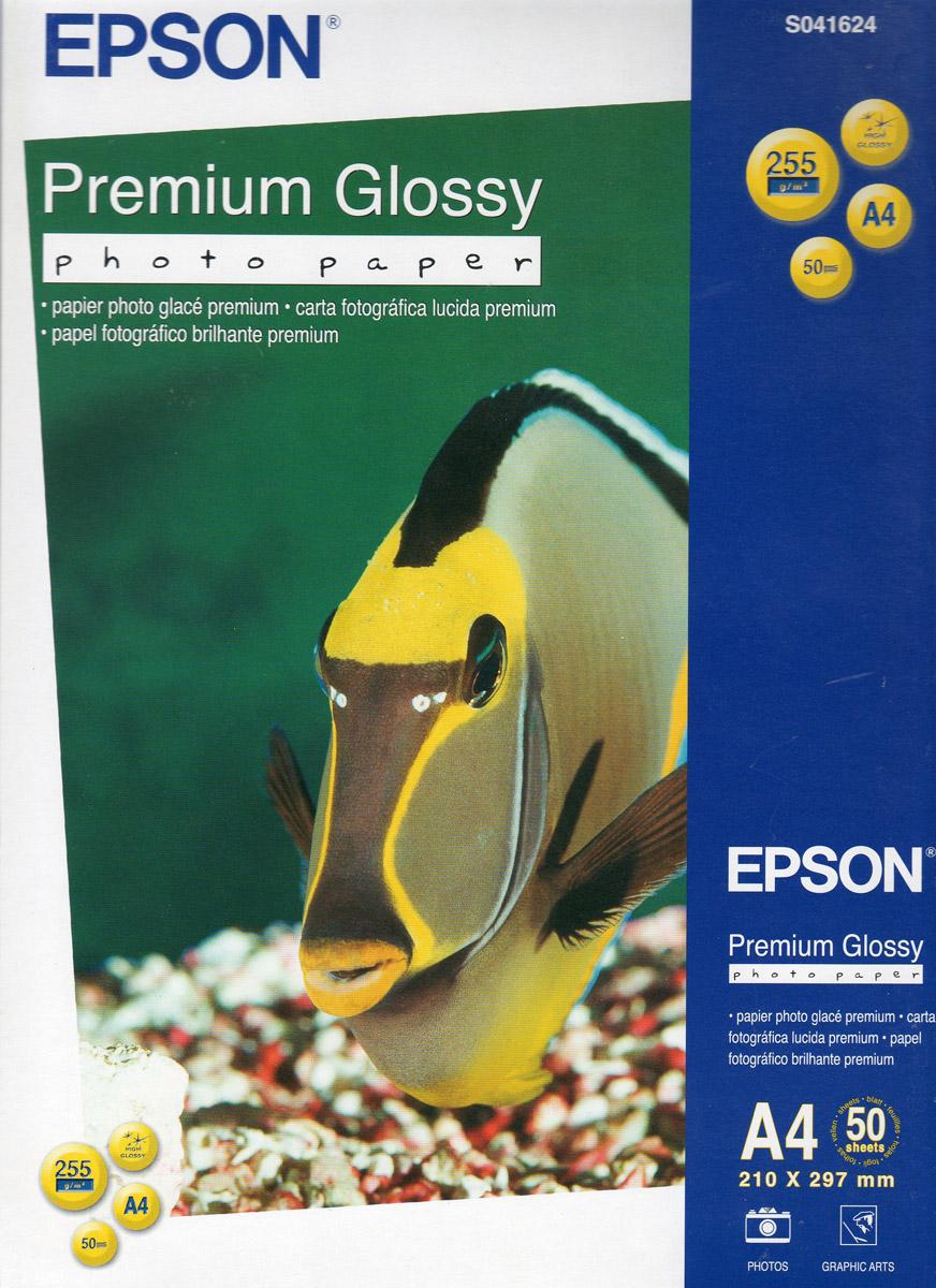 Epson Premium Glossy Photo Paper (C13S041624) фотобумага, 50 листовC13S041624Высококачественный материал Epson Premium Glossy Photo Paper на бумажной основе с глянцевым полимерным покрытием предназначен для печати изображений профессионального качества - фотографий, интерьерной графики. Толщина (мм): 0.27 Прозрачность: 96% Яркость: 97% Уважаемые клиенты! Обращаем ваше внимание на то, что упаковка может иметь несколько видов дизайна. Поставка осуществляется в зависимости от наличия на складе.