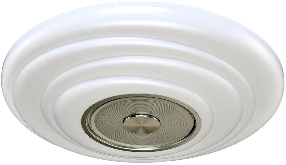 Люстра Максисвет Панель, 1 х LED, 36W. 1-7200-WH+CR Y LED