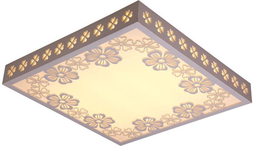 Люстра Максисвет Панель, 1 х LED, 28W. 1-7222-WH Y LED1-7222-WH Y LEDСерия квадратных потолочных светильников в коллекции Панели:- корпус светильников выполнен из перфорированного металла- световая панель выполнена из белого акрила- обратите внимание, в комплектацию светильника 7222 входит дистанционный пульт управления с функцией диммирования