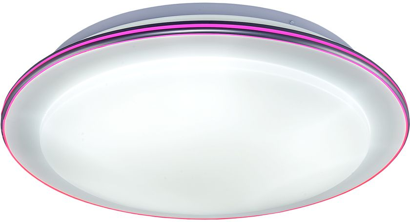 Люстра Максисвет Панель, 1 х LED, 24W. 1-7405-WH Y LED