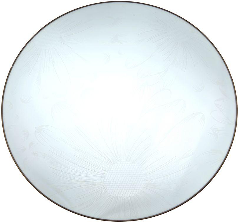 Люстра Максисвет Панель, 1 х LED, 34W. 1-7420-MattFG Y LED
