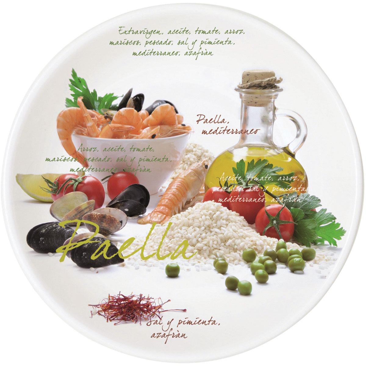 """Тарелки """"Easy Life"""" изготовлены из высококачественного фарфора, декорированы рисунком.  Такие тарелки прекрасно подойдут для вашей кухни и великолепно украсят стол. Изящный  дизайн и красочность оформления тарелок придутся по вкусу и ценителям классики, и тем, кто  предпочитает утонченность и изысканность.   Итальянская компания Easy Life - является лидером производства кухонной посуды и аксессуаров  для дома в Италии. Вся продукция производится из современных и экологически чистых  материалов: фарфора, стекла, пластика и дерева. Продукция компании Easy Life отличается  современным дизайном, и легкостью в эксплуатации. Продукция компании Easy Life не только  современный подарок и украшение для вашего дома, но и всегда неисчерпаемое количество идей  на вашей кухне."""