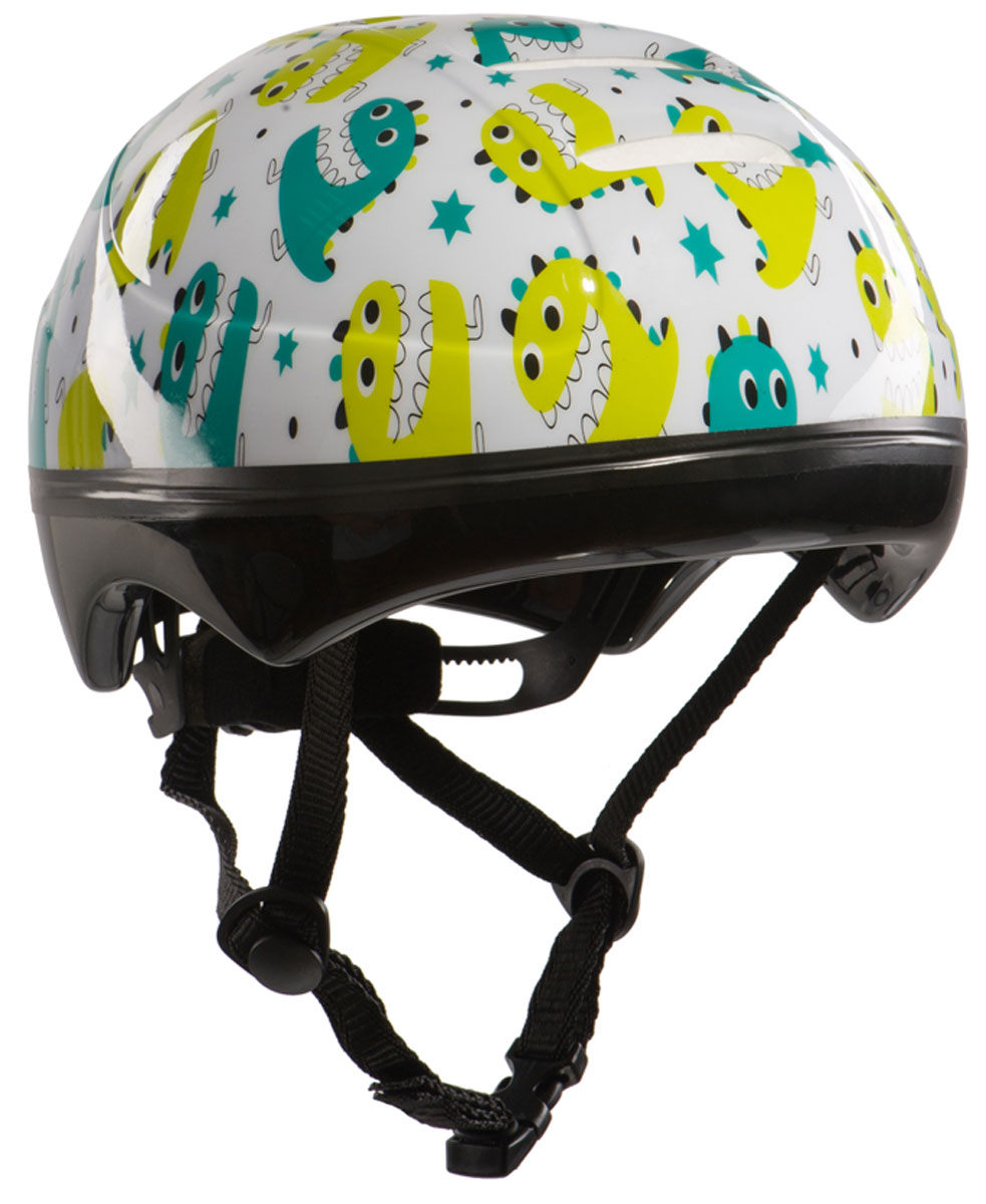 Шлем защитный Happy Baby Stonehead, цвет: белый, размер S
