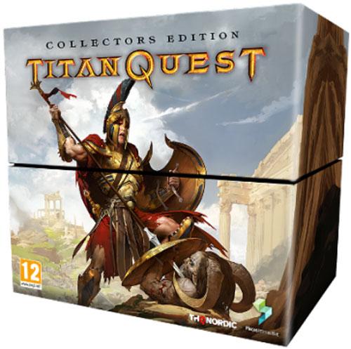 Titan Quest. Коллекционное издание (PS4) dictionary of african biography