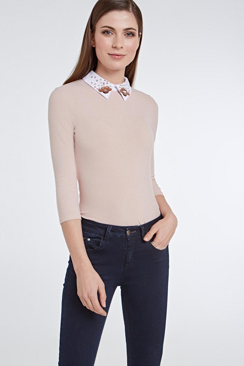 Блузка женская Concept Club Damer, цвет: бежевый. 10200260236_800. Размер M (46) блузка quelle concept club 1003868