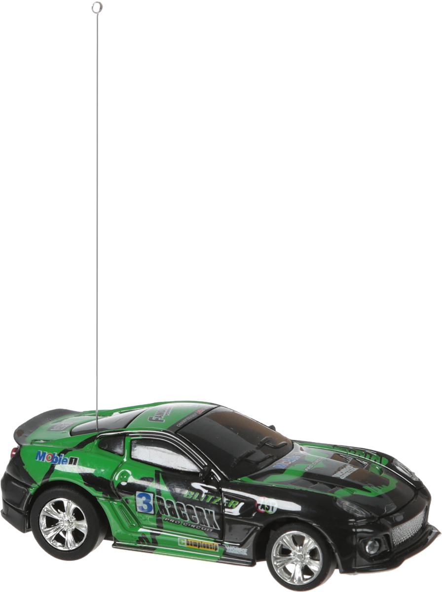 Wltoys Машинка на радиоуправлении Can Car 2015-1A цвет зеленый