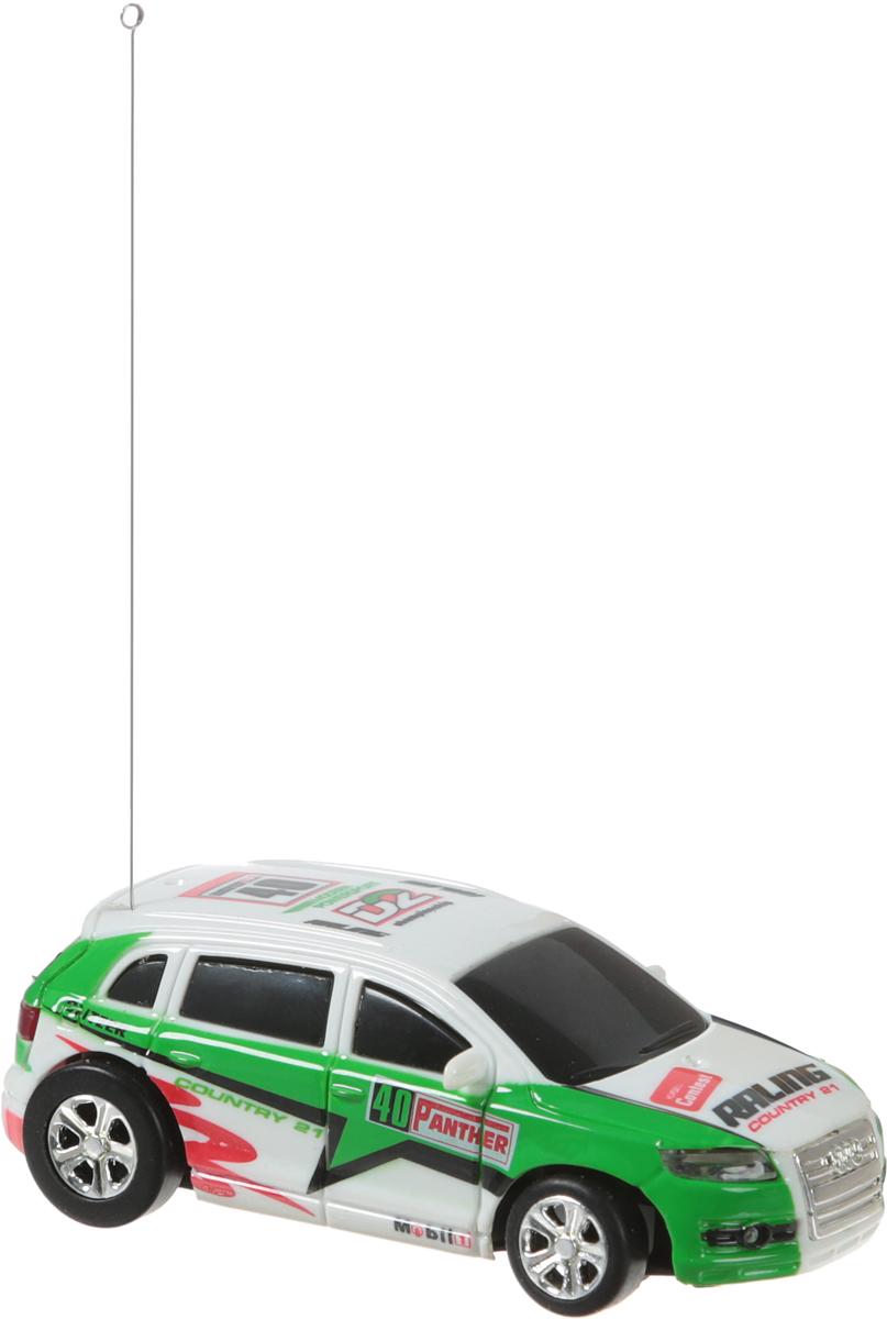 Wltoys Машинка на радиоуправлении Can Car 2015-1A цвет белый