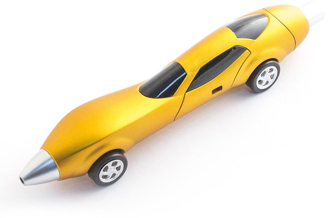 Эврика Ручка шариковая Авто №3 цвет корпуса желтый98520Разноцветные миниатюрные автомобили всегда производят впечатление на представителей мужской половины человечества, а если это еще и удобная шариковая ручка Авто №3, которую так приятно держать за обтекаемые бока, то радость длится существенно дольше. Стержень сменяемый.