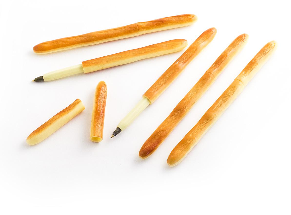 Эврика Набор шариковых ручек Багет 5 шт98592Набор оригинальных ручек по 5 шт в прозрачной упаковке. Стержень сменный, цвет чернил - черный Размеры упаковки: 15х6х1 см Размеры одной ручки: 15х1х1 см