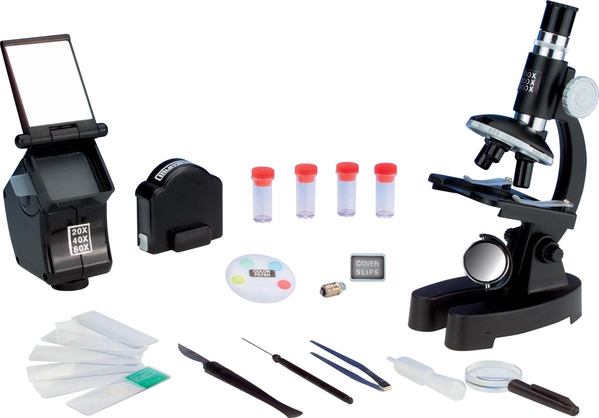 Edu-Toys Набор для опытов Микроскоп MS803