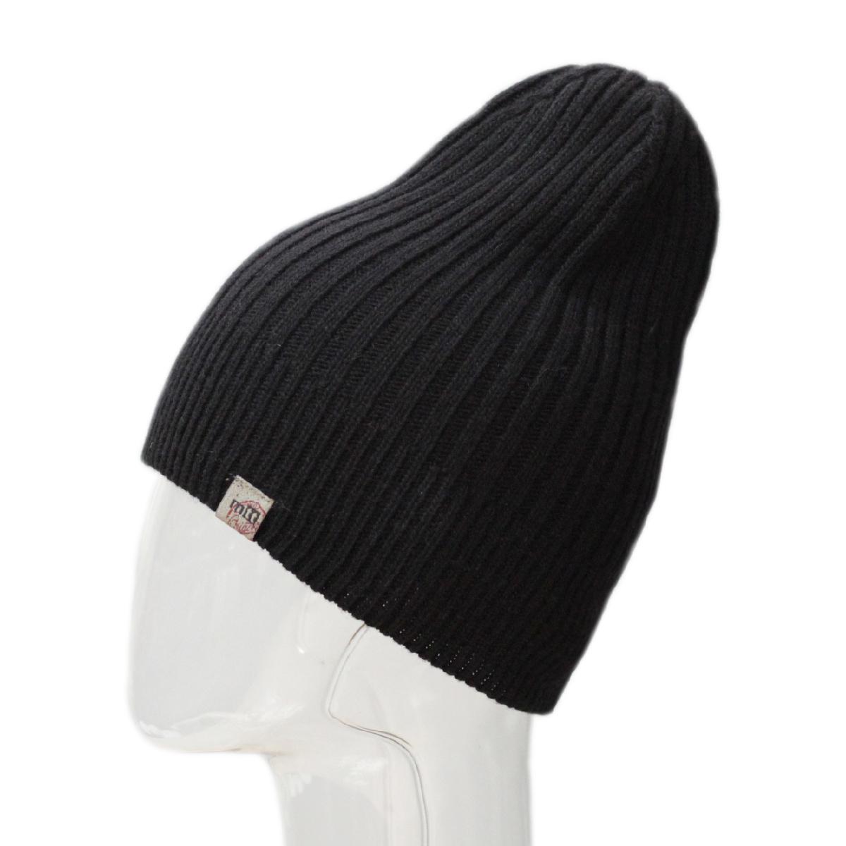 Шапка мужская Marhatter, цвет: черный. MMH8089. Размер 57/59MMH8089Замечательная шапка от Marhatter выполнена из теплого комфортного материала. Идеальный вариант на каждый день.