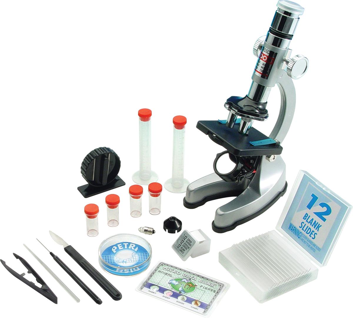 Edu-Toys Набор для опытов Микроскоп MS907