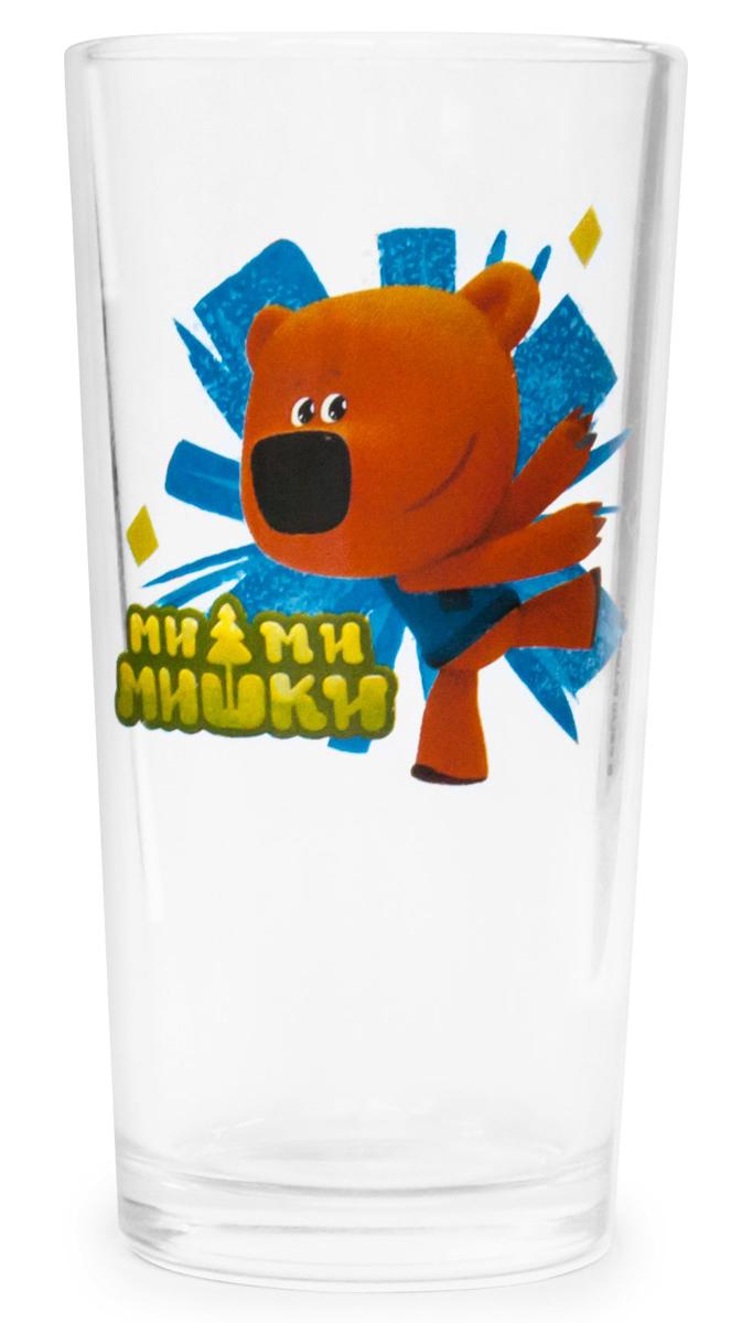Ми-ми-мишки Стакан Кеша274078Стакан с изображением героев из мультсериала Ми-ми-мишки - отличный подарок для вашего ребенка! Подходит для холодных и горячих напитков, а так же пригоден для мытья в посудомоечной машине. Не рекомендуется подвергать изделие длительному воздействию прямых солнечных лучей.