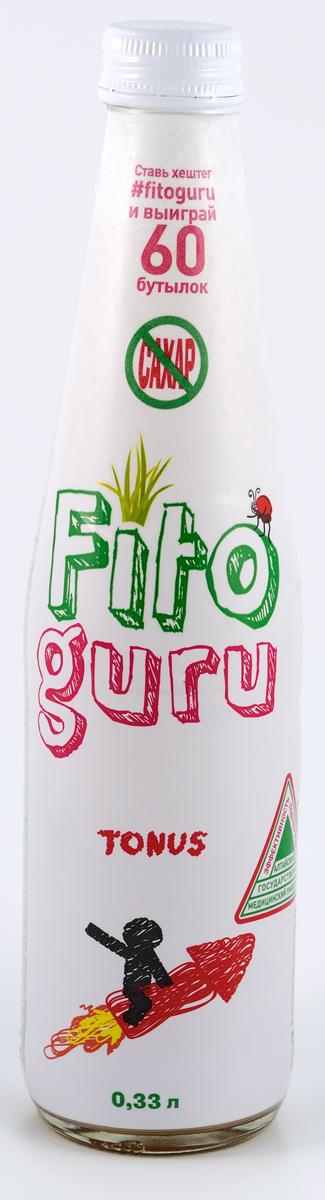 Fitoguru Tonus Напиток сокосодержащий, 0,33 л fitoguru mens force напиток сокосодержащий 0 33 л