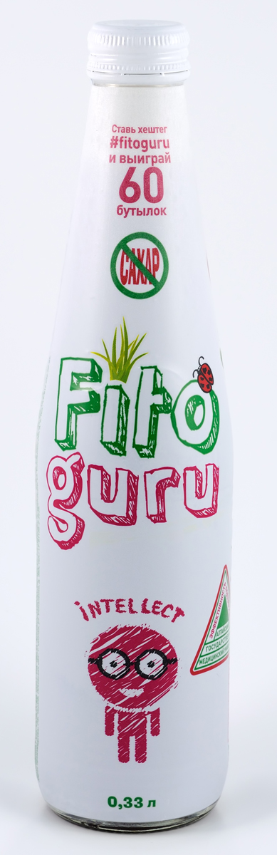 Fitoguru Intellect Напиток сокосодержащий, 0,33 л