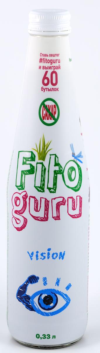 Fitoguru Vision Напиток сокосодержащий, 0,33 л добрый pulpy апельсин напиток сокосодержащий с мякотью 0 9 л