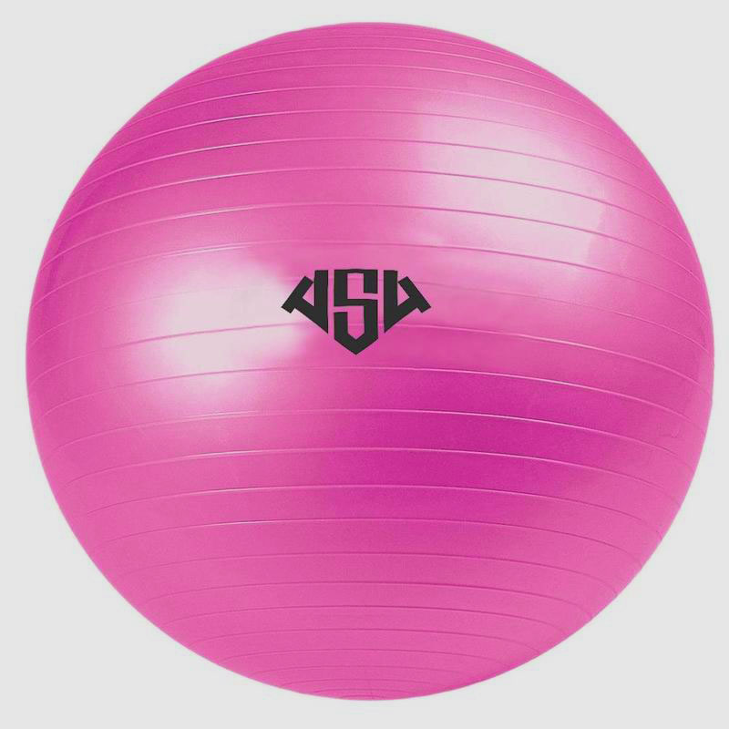 Мяч гимнастический ASA, 65 см. RG-2 ортопедический мяч для гимнастики в курске