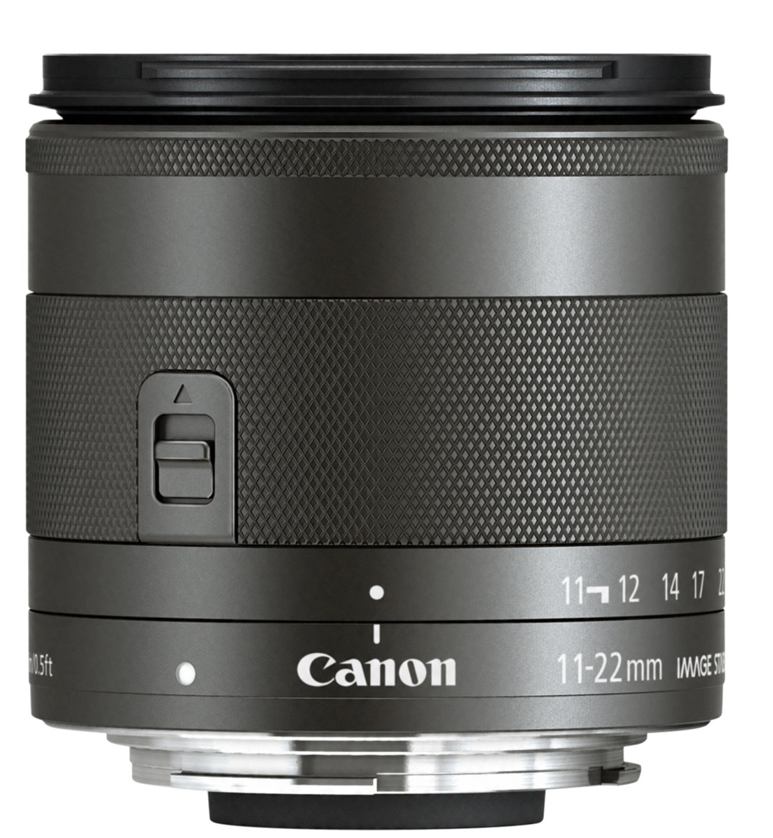 Canon EF-M 11-22 mm 4-5.6 IS STM, Black объектив