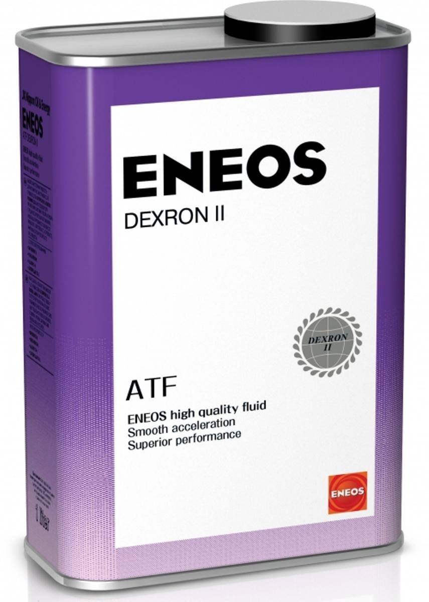 Масло трансмиссионное ENEOS ATF Dextron-II, для АКПП, синтетическое, 0,94 лoil1300ENEOS Dexron II используется в автоматических коробках передач и в системах гидроусилителя руля современных автомобилей. Пригодна для большинства трансмиссий с сервоприводом, систем гидроусилителя руля и гидроприводов. Соответствует самым последним требованиям ведущих мировых производителей и обеспечивает плавное переключение передач в широком диапазоне температур. Всесезонная жидкость многоцелевого использования для автоматических коробок передач.