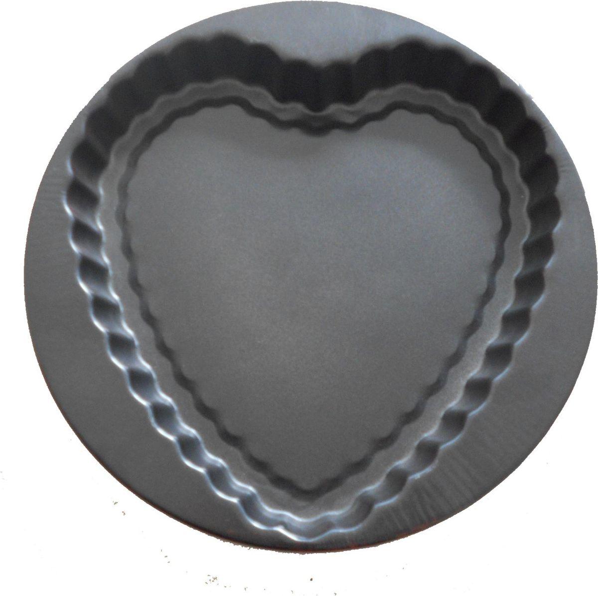 Форма для выпечки Irit, цвет: черный, 27 х 27 х 3,5 смIRH-934Форма для выпечки изготовлена из листового железа. Стойкое к истиранию антипригарное покрытие GOLDFLON. Подходит для использования в газовых и электрических духовках. Можно мыть в посудомоечной машине.