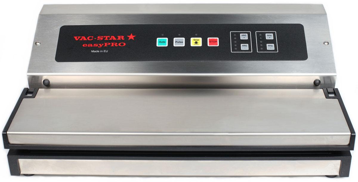 Vac-Star EasyPro, Gray Metallic вакуумный упаковщик - Техника для хранения, консервации и заготовок