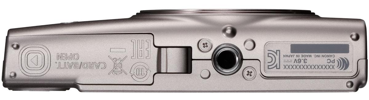 Canon IXUS 285 HS, Silverцифровая фотокамера
