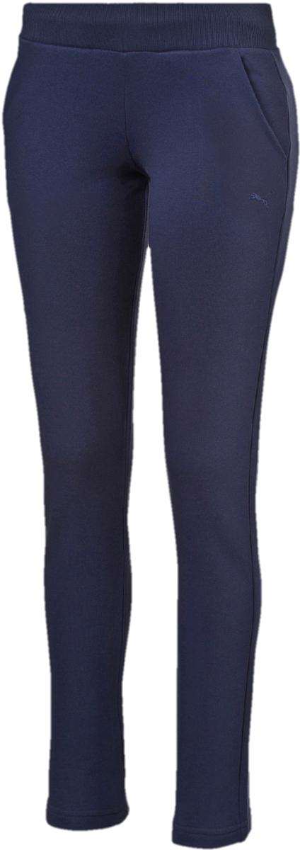 Брюки спортивные женские Puma ESS Sweat pant TR W, цвет: синий. 838430061. Размер XXL (50/52)