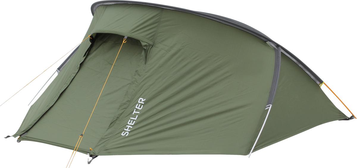 Палатка Сплав Shelter, цвет: зеленый палатка trout pro snow shelter 2 местная 68047