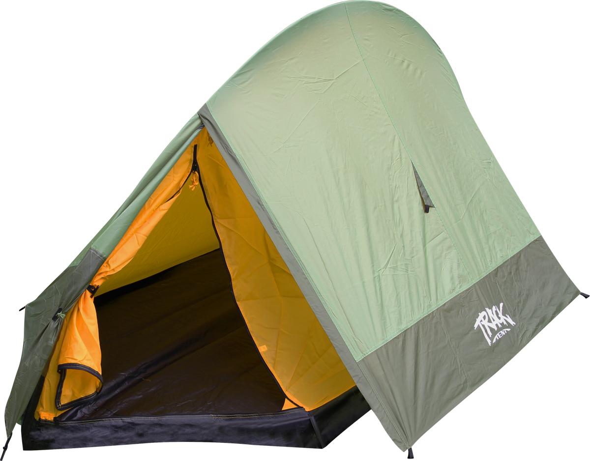 Палатка Track Solo, цвет: зеленый