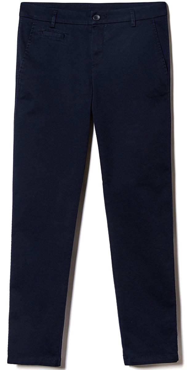 Брюки женские United Colors of Benetton, цвет: темно-синий. 4BYW555K3_06U. Размер 46 (48)4BYW555K3_06U